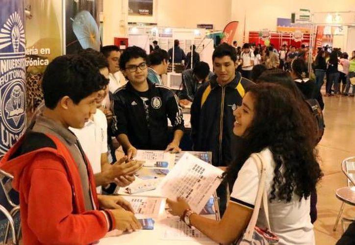La Universidad Autónoma de Yucatán (Uady) espera poner a disposición más de 45 licenciaturas e ingenierías. (Milenio Novedades)