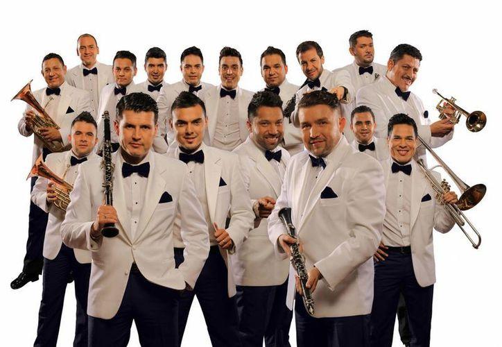 La Banda El Recodo actuará este miércoles en el municipio de Tecomatlán, en Puebla. (Notimex)