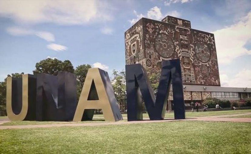 La UNAM  mejoró la vigilancia permanente en las inmediaciones y accesos a todos sus campus. (Foto: Contexto)