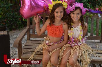 Ivanka y Valenka celebraron su cumpleaños