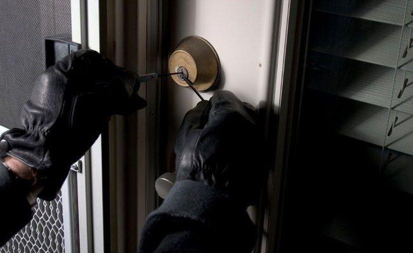 El número de robos a viviendas incrementó 14% durante junio en Othón P. Blanco. (Puente Libre)