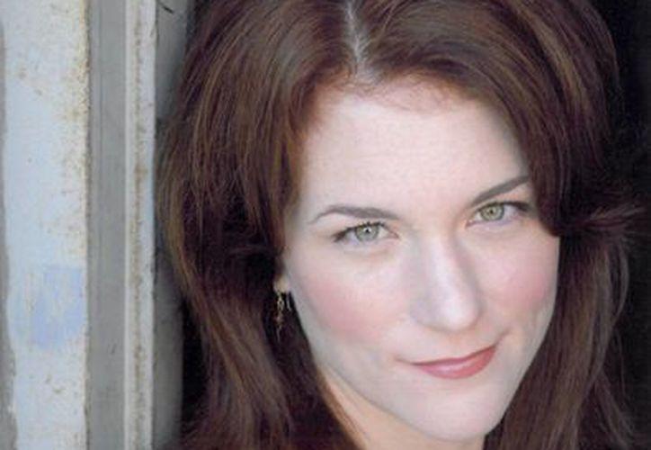 """Esta foto proporcionada por Cathy Taylor Relaciones Públicas, Inc., muestra Molly Glynn. Glynn, una consumada actriz de teatro Chicago, quien también jugó un papel recurrente como médico en la serie de televisión """"Chicago Fire"""". (Agencias)"""