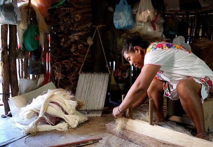 """Los puntos de acceso Kaanbal, que significa """"educación"""" en maya, es una iniciativa de Kaanbal Innovación Social. (Paola Chiomante)"""