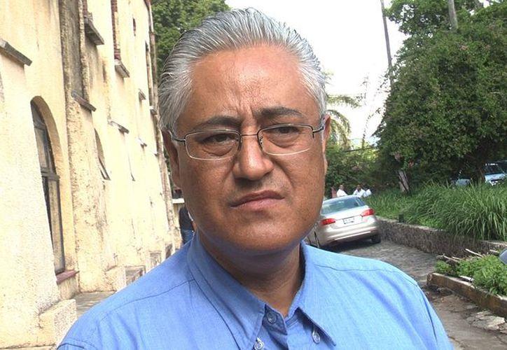 Alejandro Vera Jiménez, ex rector de la UAM, fue detenido por el delito de abuso de confianza. (Foto: Zona Centro Noticias)