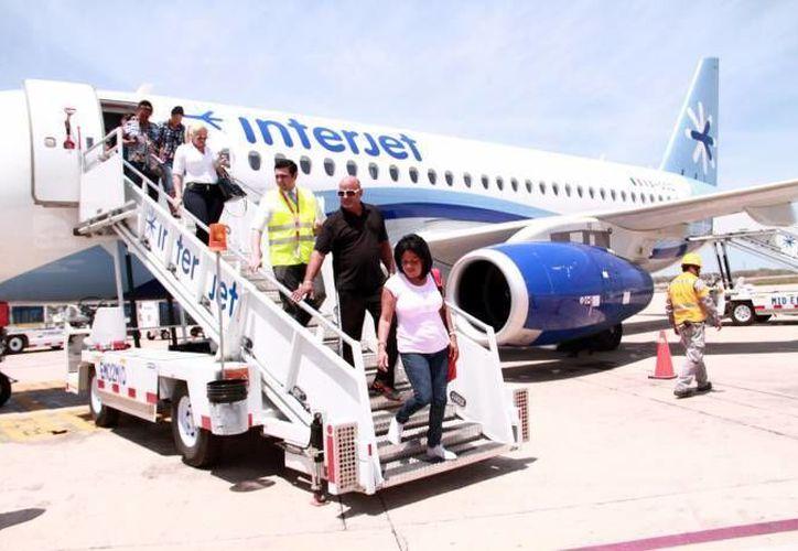 Las recientes y nuevas conexiones aéreas con que cuenta Yucatán a nivel nacional es una de las ventajas de las que sacará provecho en el Tianguis Turístico de México, 'Guadalajara 2016'. (Milenio Novedades)