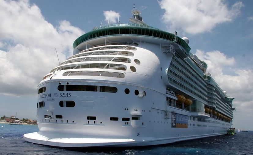 La terminal marítima Puerta Maya recibirá diez embarcaciones; SSA México, nueve; Punta Langosta, siete; y San Miguel, dos buques. (Cortesía/SIPSE)