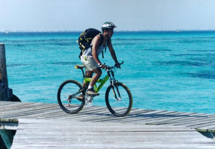 El programa 'Co'ox Cancún'  busca fomentar el uso de vehículos no motorizados en la ciudad. (Contexto: EcotravelMéxico)
