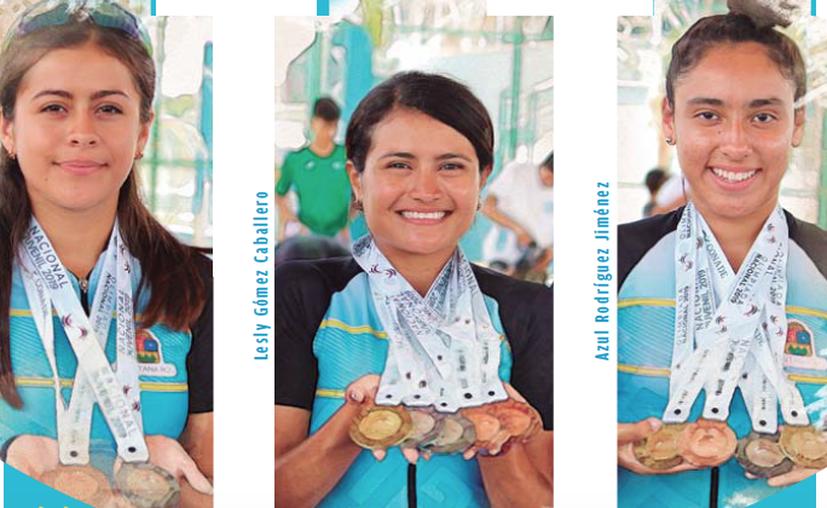 res campeonatos mundiales, son los que acumula hasta ahora representando a México (Bélgica 2013, Argentina 2014 y China 2015) (Foto: Sipse.com)