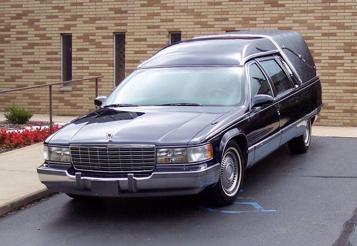 Bobby Joe Washington robó una camioneta de la morgue con un cadáver adentro. La policía cree que el sospechoso no tuvo la intención de robar restos humanos. (Archivo/Agencias)