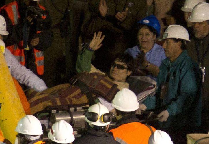 El rescate de los trabajadores captó la atención de todo el mundo. (EFE/Archivo)