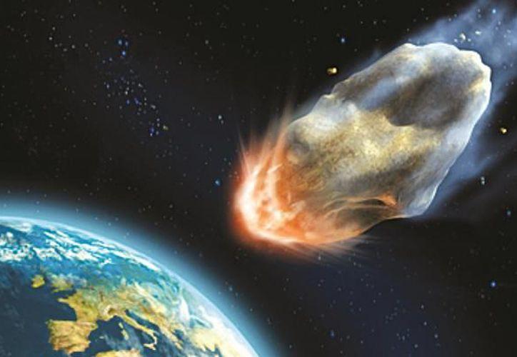 Cada dos mil años, un meteorito del tamaño de una cancha de fútbol golpea el planeta, devastando el área de impacto y los alrededores. (Foto: Contexto/Internet).