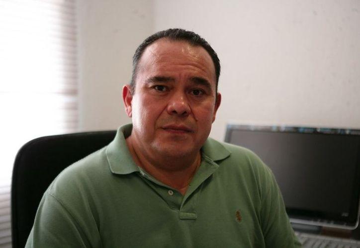 Elizardo Sánchez Espejo, director general de la Zofemat en Quintana Roo. (Cortesía/SIPSE)