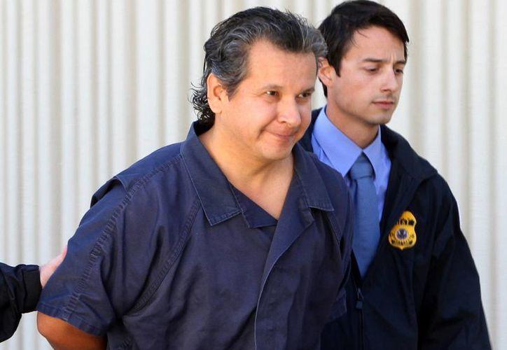Delgado podría recibir una condena de hasta 20 años de prisión cuando sea sentenciado el 24 de enero. (Agencias)