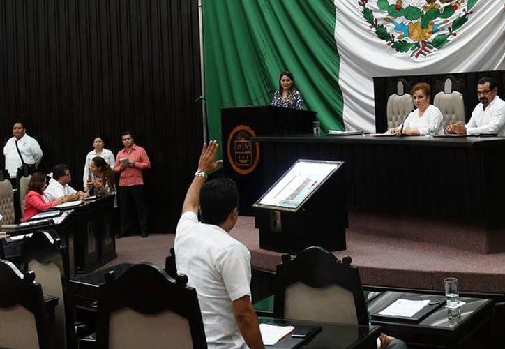 la XV Legislatura del Congreso Local trabajará en junio sobre la implementación del Sistema Estatal respecto a las siete leyes secundarias. (Redacción/SIPSE)