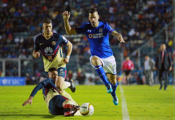 Para avanzar a semifinales, las Äguilas requiere de un empate sin goles o de un triunfo sobre Cruz Azul. (Foto: JamMedia)