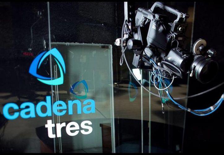 Cadena Tres ganó el proceso de licitación para ofrecer televisión abierta. (twitter/@CadenaTres_Mx)