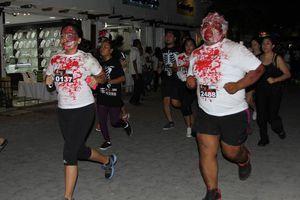 Zombies y monstruos invaden las calles de Playa del Carmen