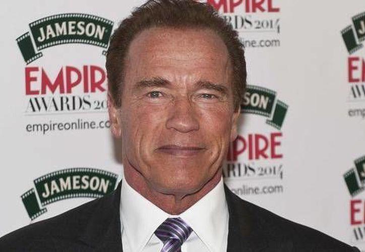 """""""Es un gran honor tener 67 años y que te sigan considerando para continuar con esas franquicias"""", aseguró el actor tras confirmar su participación en La leyenda de Conan. (Sitio oficial/Arnold Schwarzenegger)"""