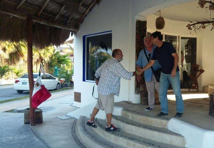 Tour operadores europeos incluyen el sur de Quintana Roo en sus paquetes turísticos. (Ángel Castilla/SIPSE)
