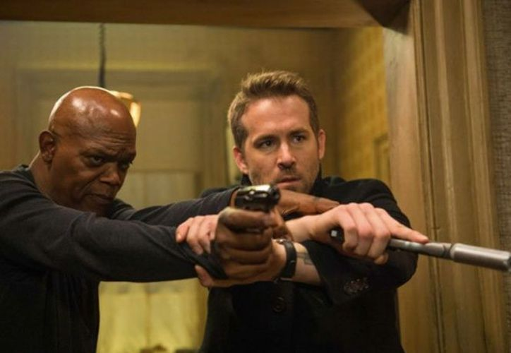 The Hitman's Bodyguard fue dirigida por Patrick Hughes. (Captura de Pantalla).