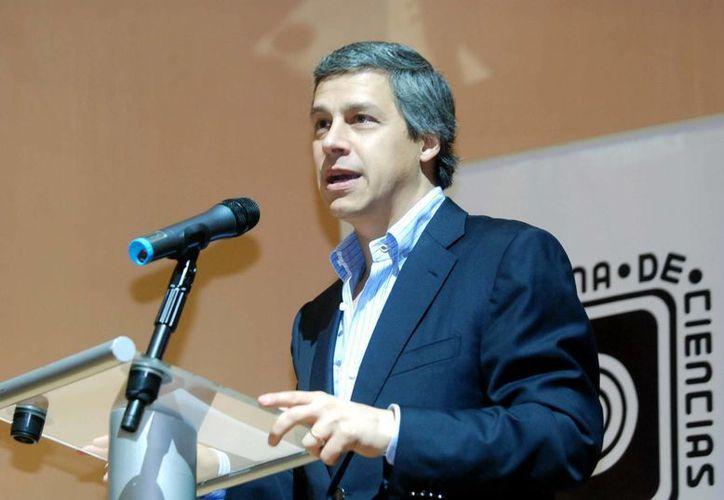 Claudio X. González dijo que en Oaxaca la reforma educativa corre riesgos muy graves. (comunicacion.amc.edu.mx)