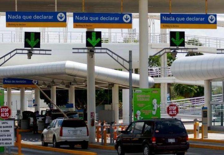 La mujer viajaba con el pequeño a bordo de un taxi. (Imagen de referencia/cntamaulipas.info)