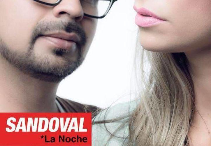 La Noche es el segundo sencillo del nuevo disco de Sandoval. (ipluslatino.com)