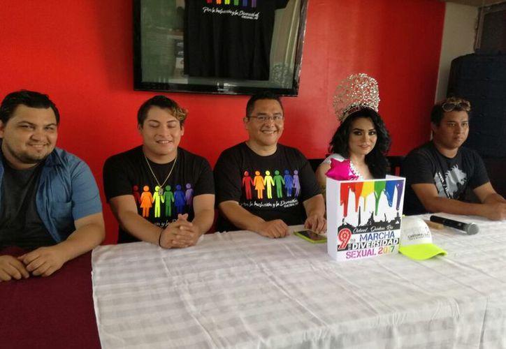 Los organizadores indicaron que la marcha iniciará a las seis de la tarde el nueve de julio en el Museo de la Cultura Maya. (Joel Zamora/SIPSE)