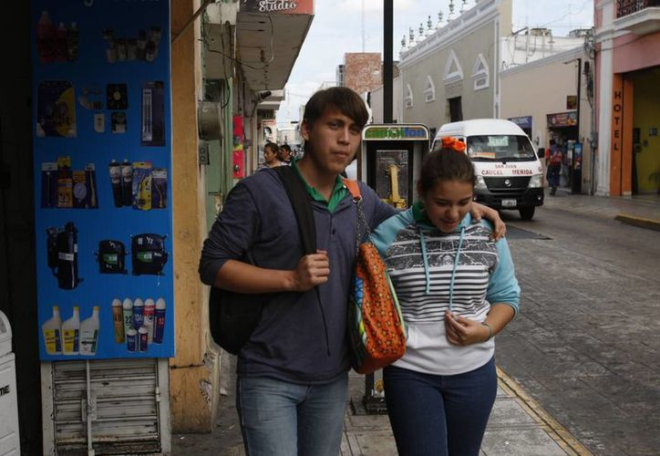 Para este viernes la Conagua pronostica temperaturas mínimas de entre 14 y 18 grados para Yucatán. (César González/SIPSE)