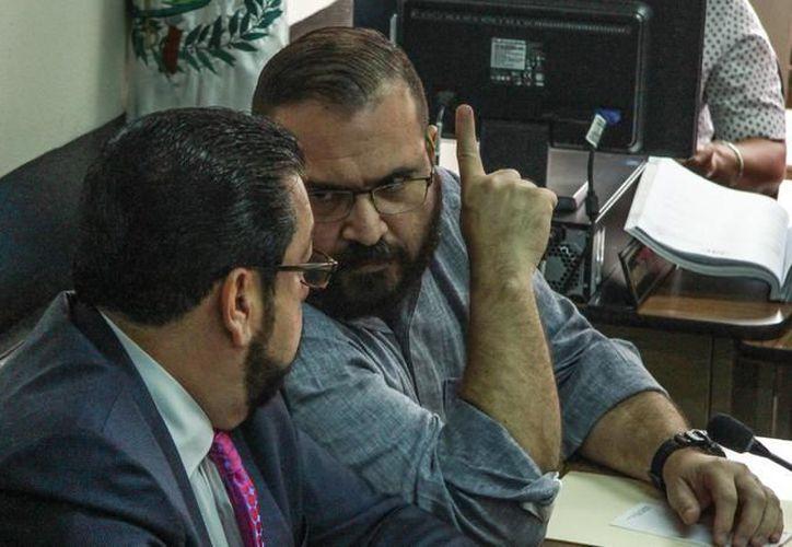 El pasado 22 de julio, el ex mandatario veracruzano fue vinculado a proceso. (Foto: López Dóriga)