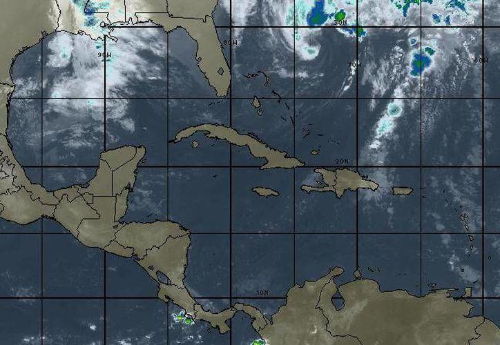 El Estado se encuentra bajo la influencia de aire marítimo tropical del Golfo de México.  (Intellicast)