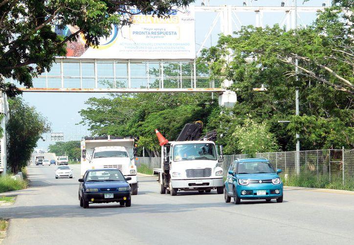 Proponen reducir la velocidad máxima en el Periférico de Mérida para evitar accidentes mortales. (Jorge Acosta/Novedades Yucatán)