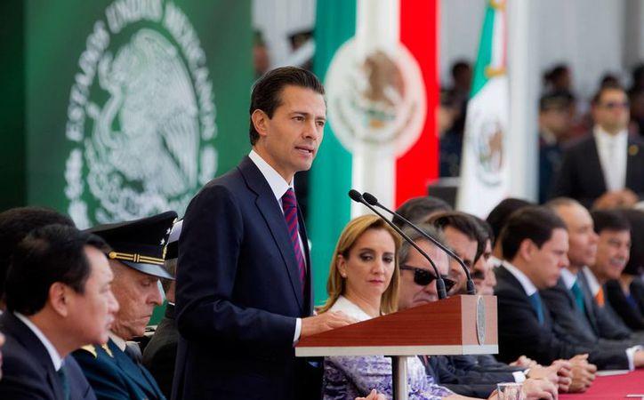 Peña Nieto instruyó a la Secretaría de Relaciones Exteriores facilitar apoyo a Haití por los daños del huracán Matthew. (Presidencia)