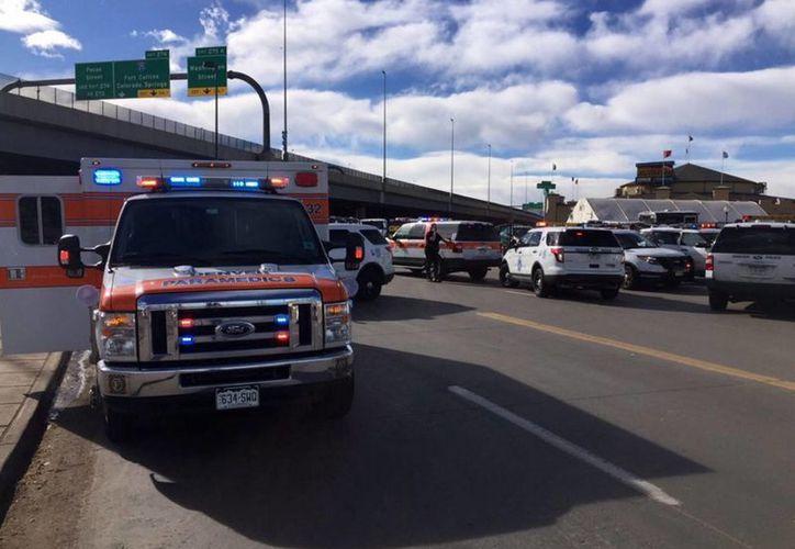 El Coliseo de Denver registró un tiroteo que dejó al menos un muerto durante la 38 Exposición Anual de la Motocicleta. (EFE)