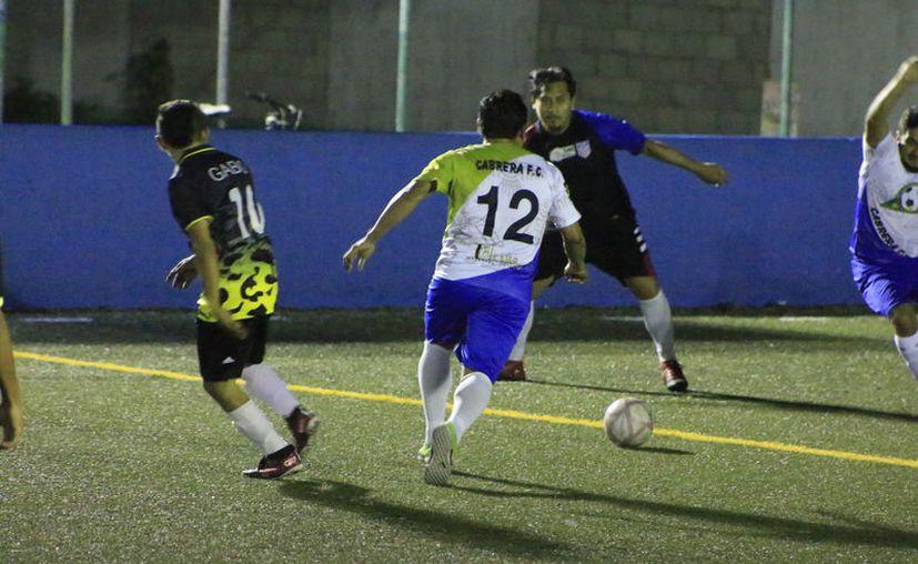 La Unidad Deportiva José Guadalupe Romero Molina albergó en días recientes el desarrollo de la jornada correspondiente. (Miguel Maldonado/SIPSE)