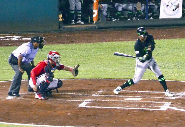 Los filibusteros se acercaron 2-1 en la primera serie de los Pléiofs de la Liga Mexicana de Beisbol.(Milenio Novedades)