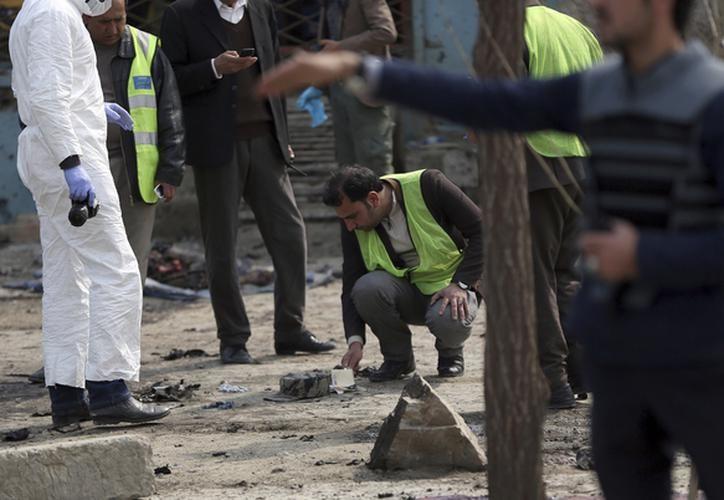 La explosión tuvo lugar dos días después de que un terrorista se inmoló cerca de la Universidad de Kabul. (AP)