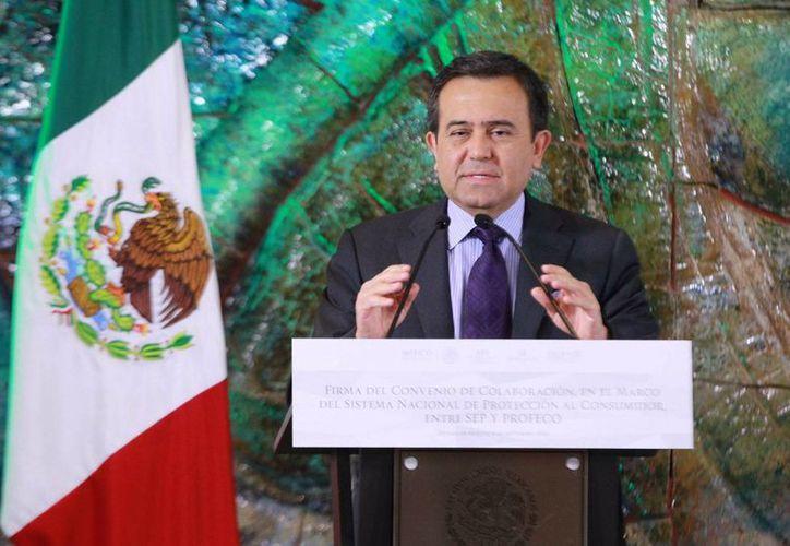 El gobernador de Veracruz, Javier Duarte. (Imagen de Archivo/Notimex)