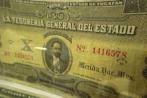 Recorrido a través de la historia de la moneda mexicana