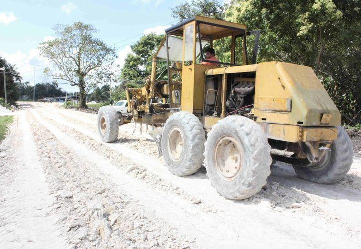 Los trabajos beneficiarán a los vecinos de la colonia Sor Juana. (Cortesía/SIPSE)