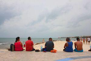 Pronostican que el fin de semana 'calentará el sol' en la Riviera Maya