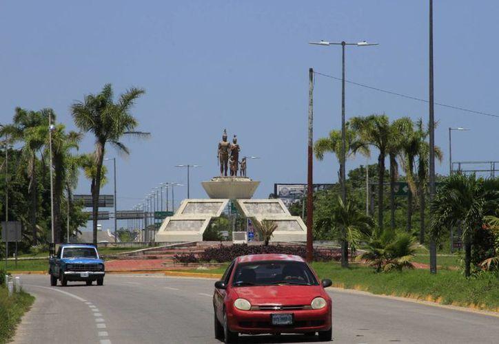 El proyecto pretende atraer turismo desde Guatemala a los destinos que ofrece el sur del Estado. (Ángel Castilla/SIPSE)