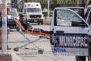 Disparos y granadas en el centro de Cancún