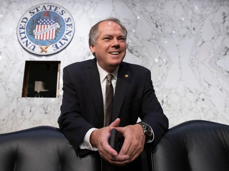 James Wolfe, then-director of security with the Senate Intelligence Committee, waits for the start of a hearing with the nation's national security chiefs about Russia's election meddling, on Capitol Hill in Washington. (Photo: AP)