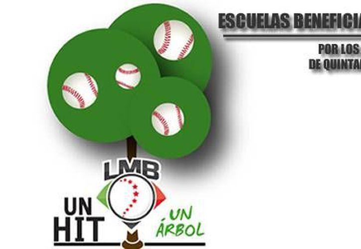 La Liga Mexicana de Béisbol (LMB), y las 16 organizaciones que la conforman, auspician la campaña social. (Redacción/SIPSE)