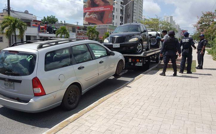 De todos los casos, las sanciones más caras son las de unidades de Uber, quienes deben de pagar una multa de alrededor de 63 mil pesos en caso de ser primera vez. (Foto: Jesús Tijerina/SIPSE)