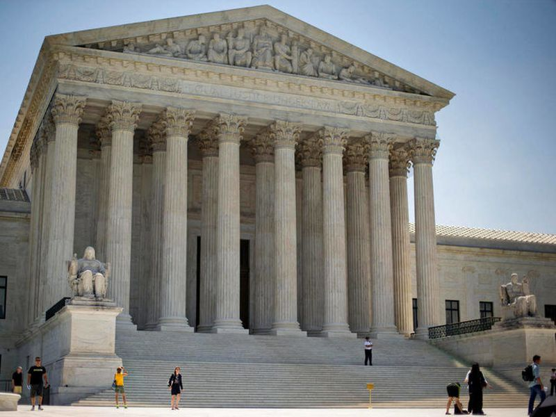 In this case, President Barack Obama's administration took the same position in the Supreme Court in defense of the challenged provision. (AP)