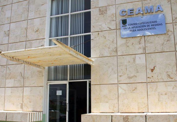Instalaciones del Ceama en Mérida. (Milenio Novedades)