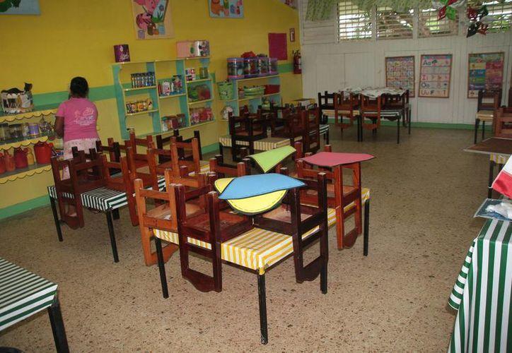 Hay más días de descanso para estudiantes y docentes de nivel primaria. (Julián Miranda/SIPSE)