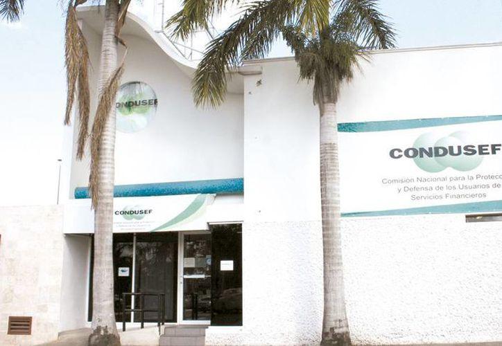 A la Condusef corresponde inspeccionar a las empresas que otorgan financiamiento. (Milenio Novedades)